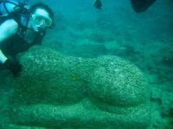 В акватории древней Александрии. Египет