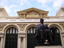 Египет. Александрийский оперный театр.