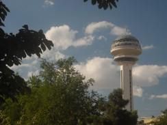 Башня Атакуле. Анкара. Турция.