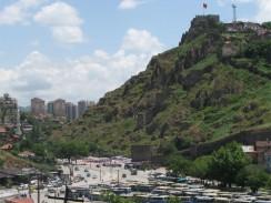 Цитадель. Анкара. Турция.