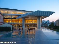 Греция. Афины. Новый Музей Акрополя