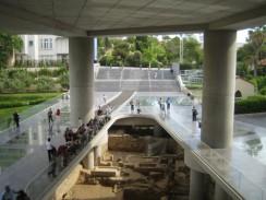 Новый Музей Акрополя. Афины. Греция.