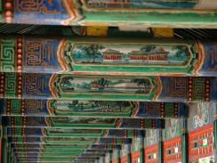 Летний императорский дворец. «Длинный коридор». Пекин. Китай.