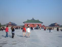 Храм Неба (Тяньтань) построен в 1420 году. Пекин. Китай.