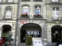Дом-музей Альберта Эйнштейна. Берн. Швейцария.