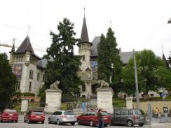 Швейцария. Бернский исторический музей.