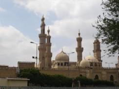 Мечеть аль-Азхар. Каир. Египет.