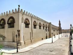 Мечеть Амр ибн аль-Ас. Каир. Египет.