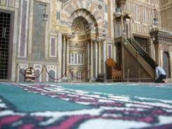Мечеть Султана Хассана. Каир. Египет.