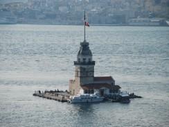Девичья башня. Стамбул. Турция.