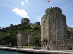 Турция. Стамбул. Румельская крепость (Румелихисар).