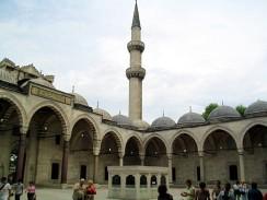 Мечеть Сулеймание. Стамбул. Турция.