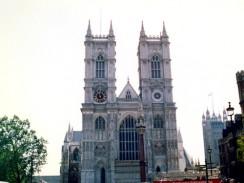 Вестминстерское аббатство. Лондон. Англия.