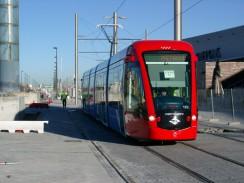 Испания. Мадрид. Трамвай или по-другому «легкое метро».