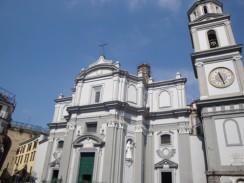 Базилика Санта-Мария-делла-Санита. Неаполь. Италия.