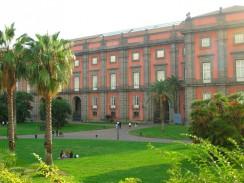 Национальный музей и галерея Каподимонте. Неаполь. Италия.