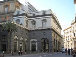 Оперный театр Сан Карло. Неаполь. Италия.