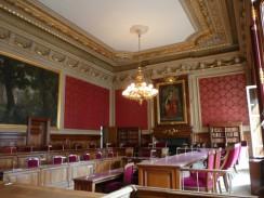 Париж. Пале-Рояль. Здесь заседает Государственный совет Франции.