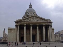 Франция. Париж. Пантеон.