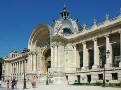 Малый дворец изящных искусств. Париж. Франция.