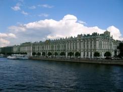 Государственный Эрмитаж. Санкт-Петербург. Россия.