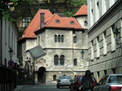 Йозефов квартал. Прага. Чехия.