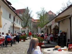 Чехия. Прага. Пивные рестораны Страговского монастыря