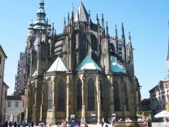 Чехия. Прага. Собор святого Вита.