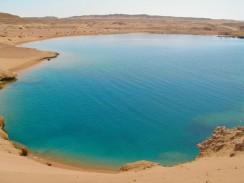 Магический залив в заповеднике Рас-Мухаммед. Шарм-эль-Шейх. Египет.