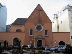 Капуцинеркирхе — церковь капуцинов. Вена. Австрия.