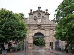 Леопольдовы ворота Вышеграда. Прага. Чехия.
