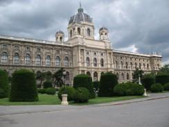 Австрия. Вена. Музей естествознания.