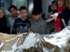 В Музее Швейцарских Альп. Берн