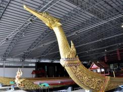 Павильон Королевских барж. Национальный музей Бангкока. Таиланд