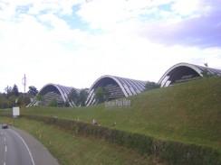 Центр Пауля Клее. Берн. Швейцария