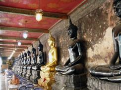 Таиланд. Бангкок. Ват Сутхат — один из центров изучения буддизма