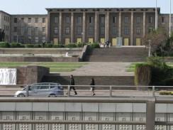 Современное здание Великого Национального Собрания Турции. Анкара.