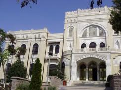 Турция. Анкара. Музей Искусства и скульптуры
