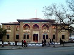 Музей Войны за Независимость. Анкара. Турция.