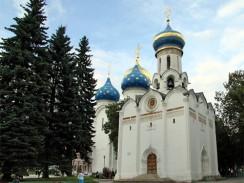 Троице-Сергиева Лавра. Храм во имя Сошествия Святого Духа на апостолов