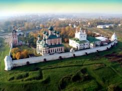 Россия. Переславль-Залесский. Горицкий монастырь