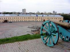 Украина. Памятник-музей «Киевская крепость»