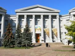 Национальный музей истории Украины. Киев.