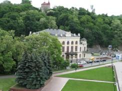 Киев. Здание Национальной филармонии Украины