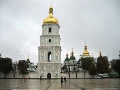 Колокольня Софийского собора. Киев. Украина.