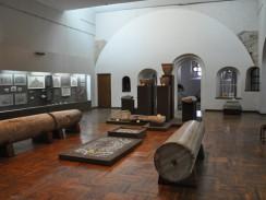 В залах музея Софийского собора. Киев. Украина.