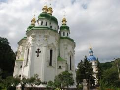 Выдубицкий монастырь. Киев. Украина.