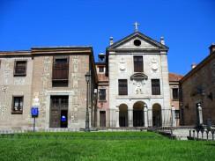 Монастырь Энкарнасьон или Монастырь Воплощения Господня. Мадрид. Испания.