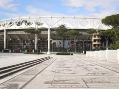 Италия. Рим. Олимпийский стадион.