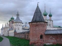 Россия. Ростовский кремль